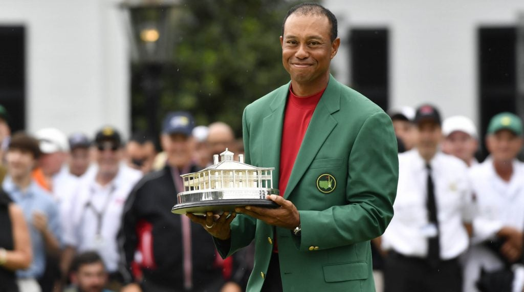 Tiger Woods has been named to TIME's 100 Most Influential People List for 2019