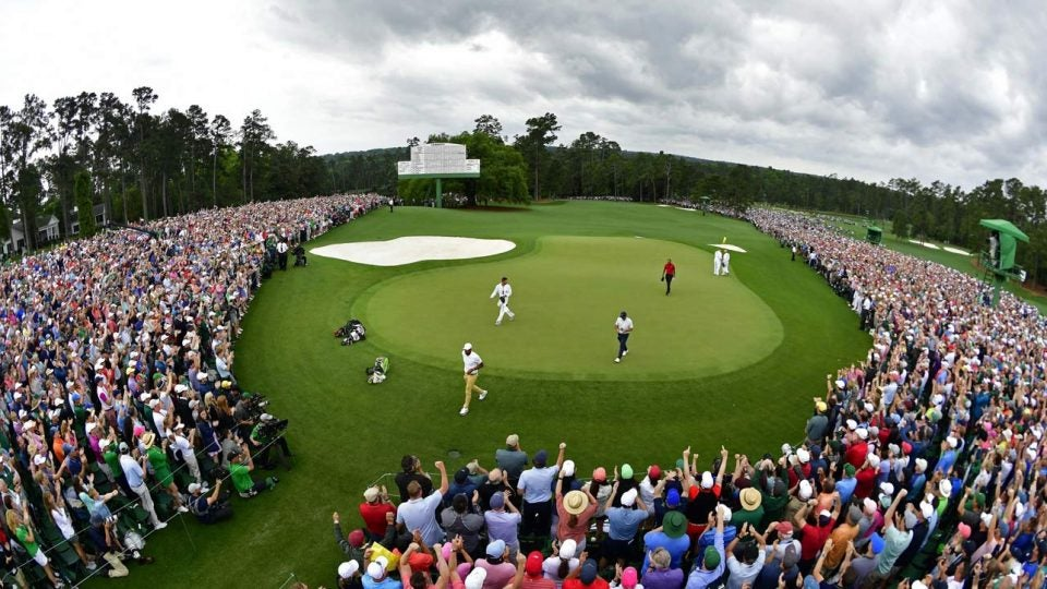 Masters 2019: Texas family charged in Masters tickets resale scheme