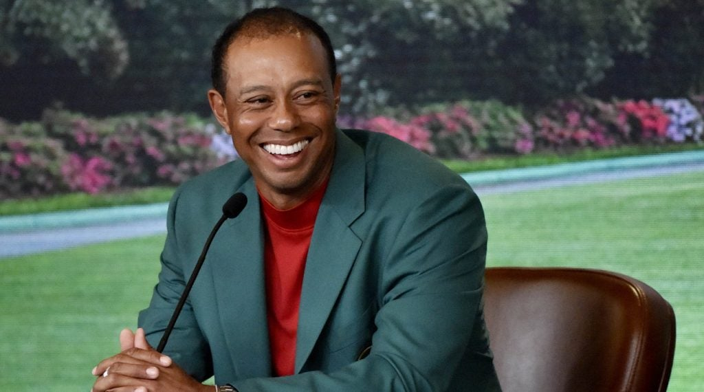Tiger Woods' Masters win helped bolster TV ratings on Sunday.