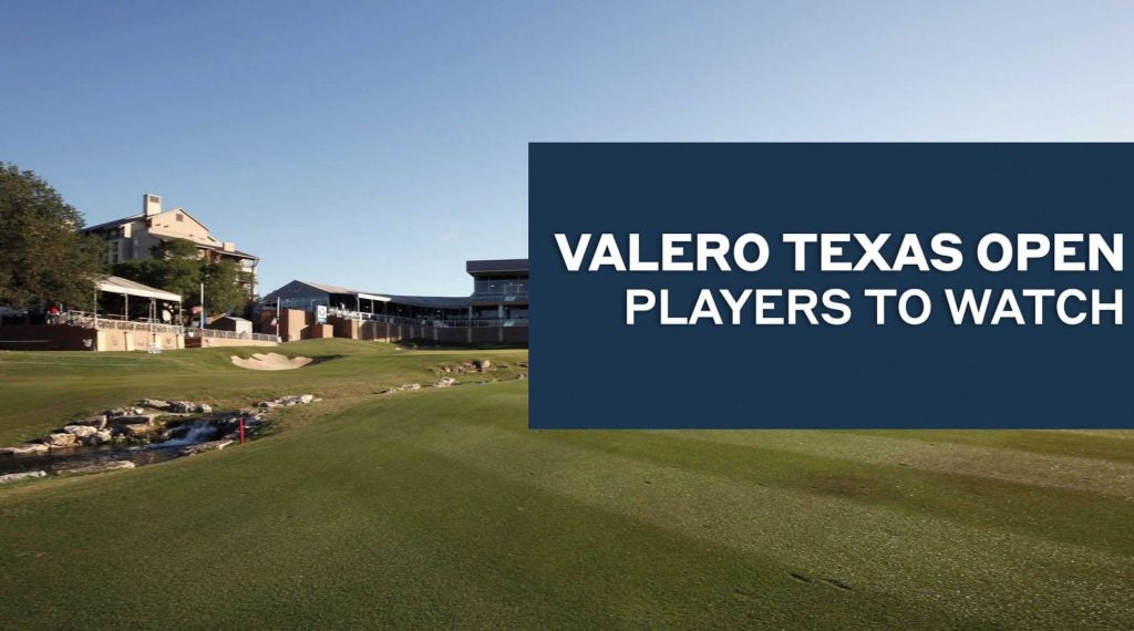 valero texas open  players to watch