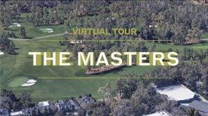 augusta national golf club google earth