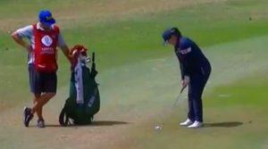 Luckiest eagle: Angel Yin on LPGA Tour