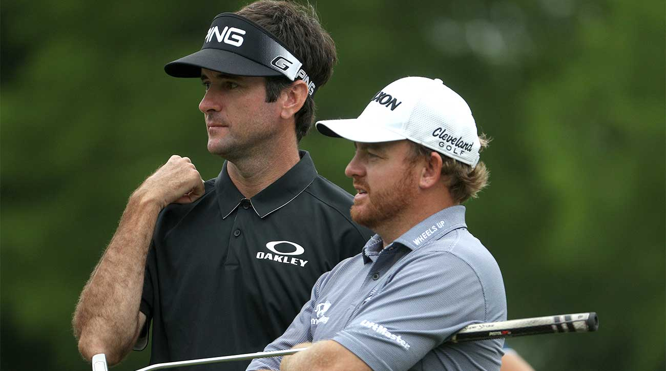 ffb44242e0 Bubba Watson and J.B. Holmes will team up again this year at the Zurich.