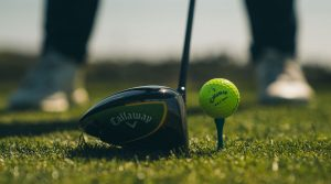 Callaway's Play Yellow campaign