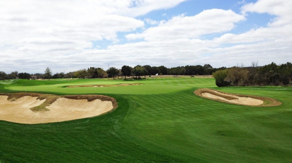 The Oaks Course at TPC San Antonio is a Greg Norman-designed course.