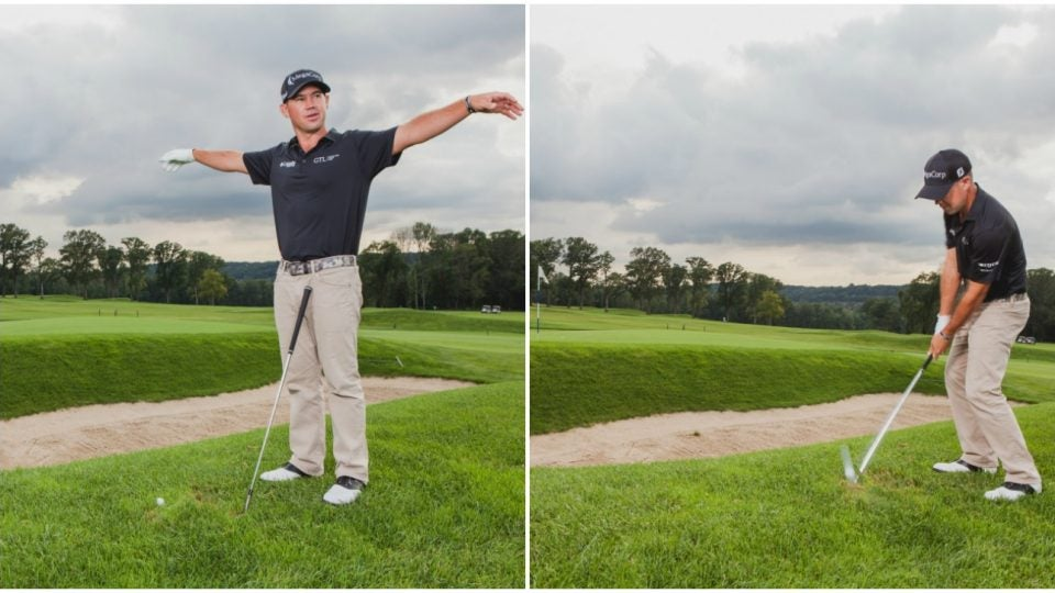 Brian Harman: This is my simple trick for hitting extra-soft flop shots - Golf