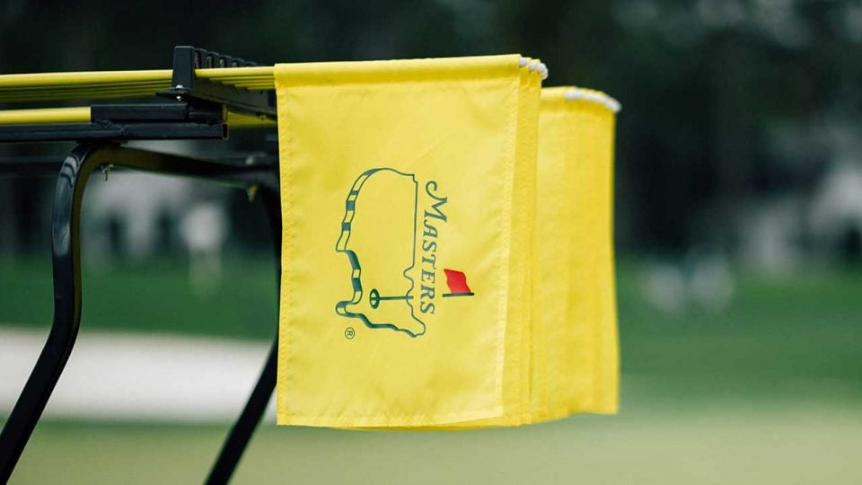 Photos: A day in the life of a Masters photographer at Augusta National