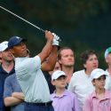 Masters Live Coverage: Tiger Woods in Saturday's third round
