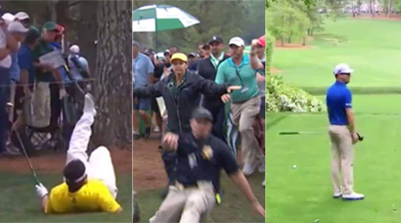 Memorable Masters moments from 2019.