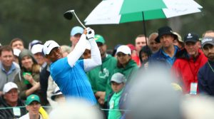 Masters tee times: Friday at Augusta National