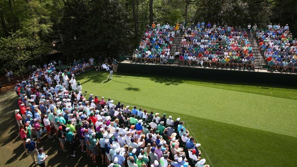 2019 masters tee times  saturday pairings for third round