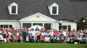 Masters tee times: Sunday's final round