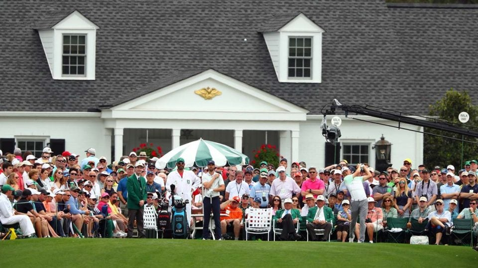 2019 Masters tee times: Sunday pairings for final round at Augusta