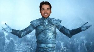 Jason Day Game of Thrones