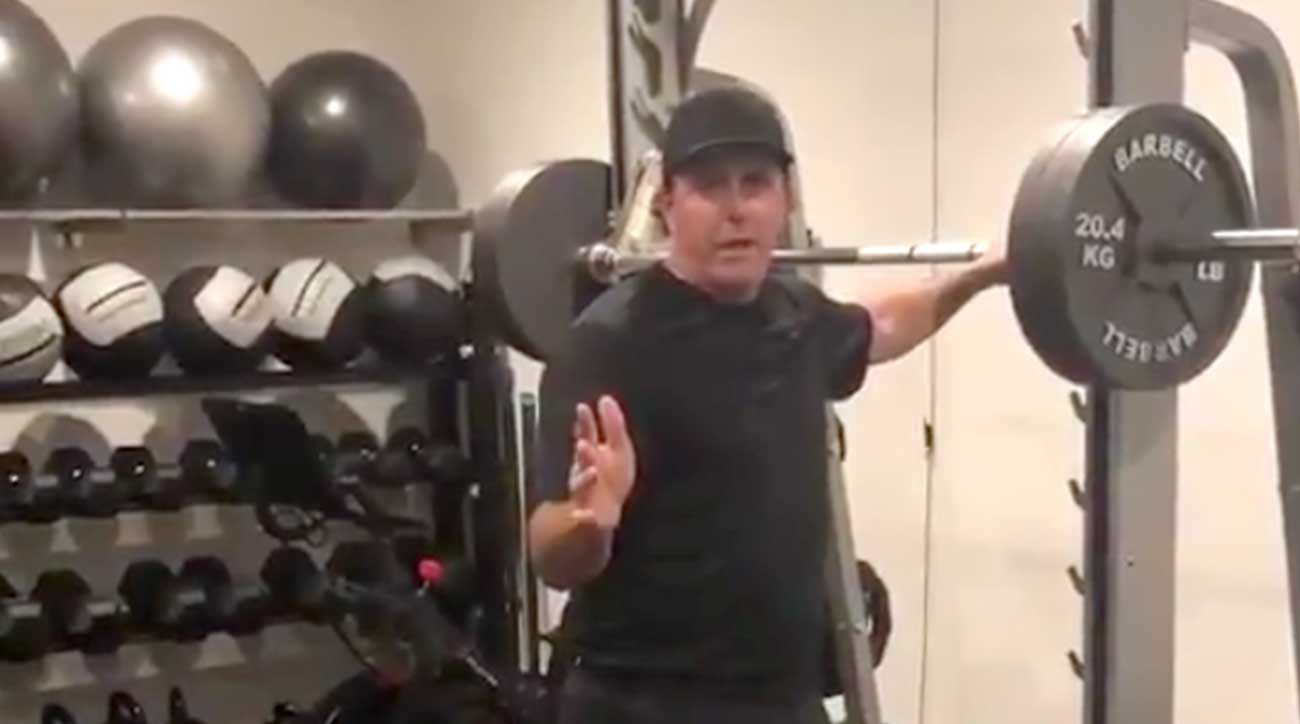 Phil Mickelson Takes Hilarious Jab At Bubba Watson In