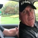 Phil Mickelson took a jab at his good friend Matt Kuchar.