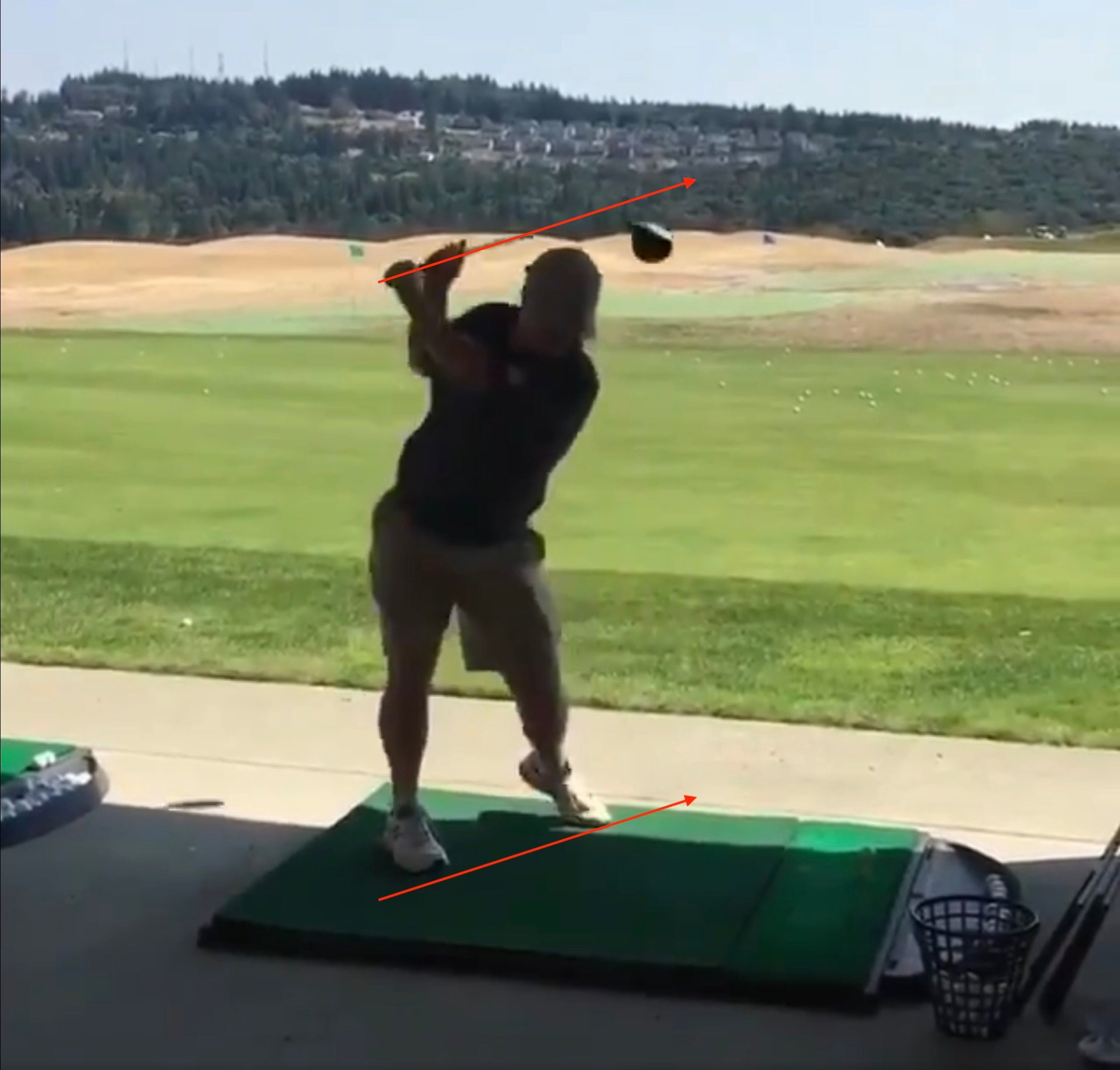 This Golfer S Very Strange Golf Swing Is Actually Quite Good