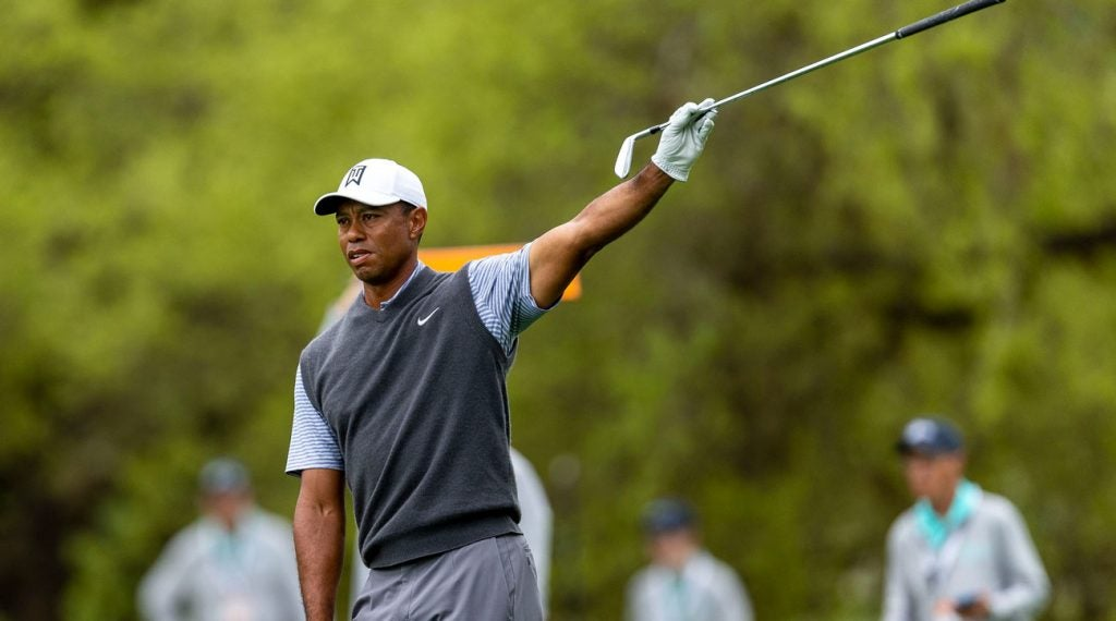 Tiger Woods' chances a the Masters are not looking too good, according to The Economist.