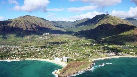 Tiger Woods golf course: : Oahu's Leeward Coast