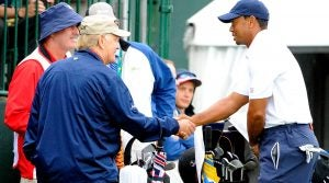 Tiger's chase for Jack Nicklaus' major record is on