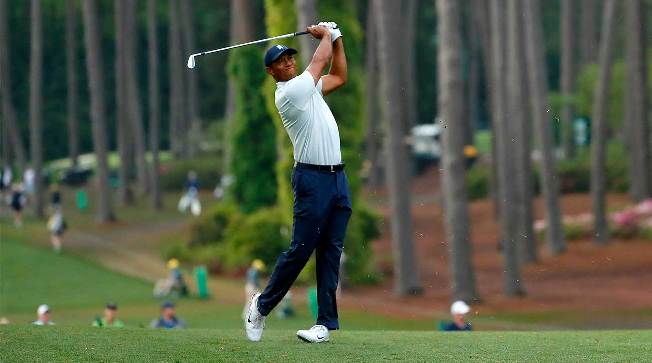 masters 2019  should tiger woods be the masters favorite this weekend