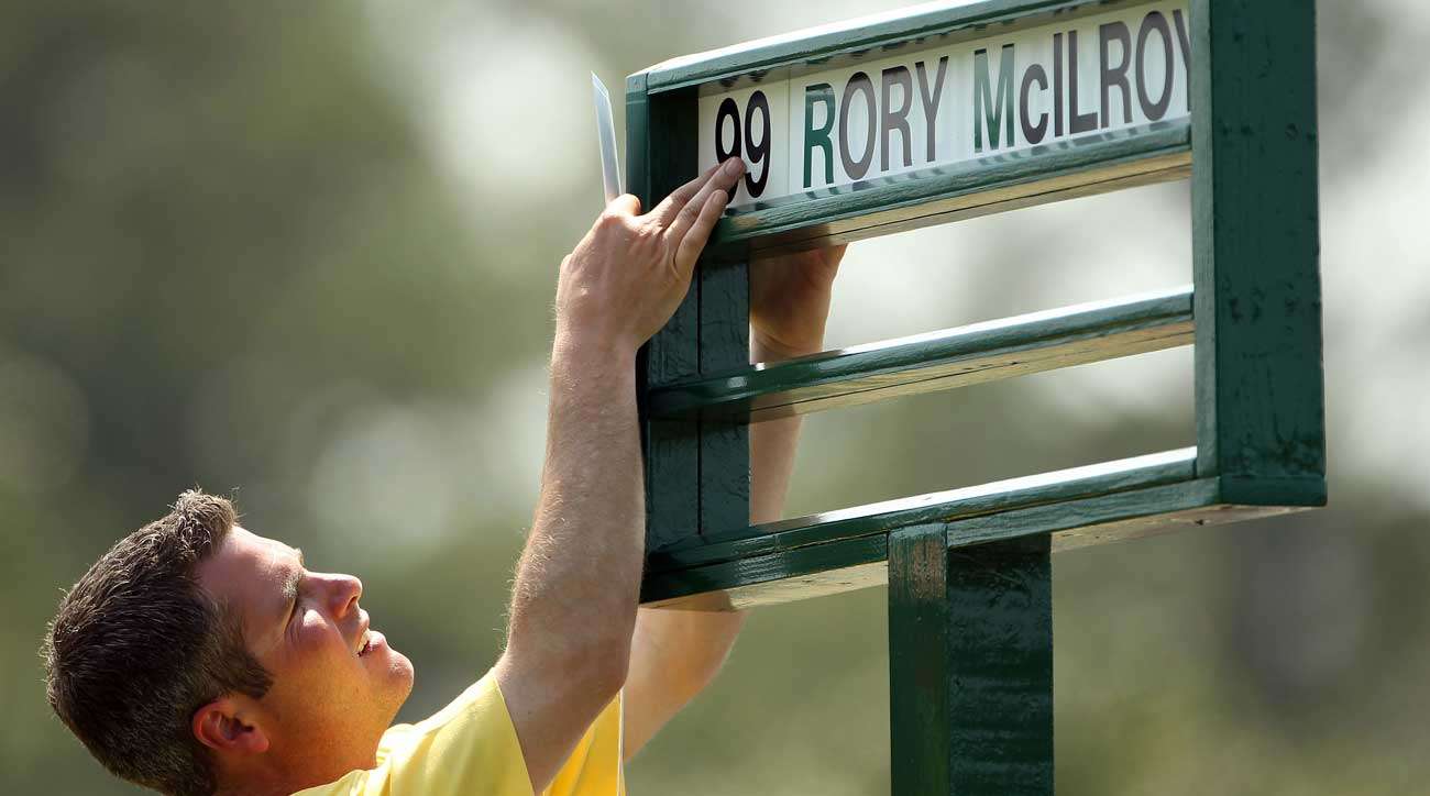 how to volunteer at the masters golf tournament