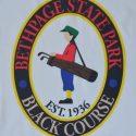 Bethpage caddy boy logo