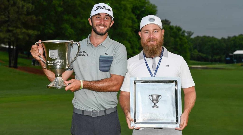 Max Homa earned $1.42 million at the 2019 Wells Fargo Championship.