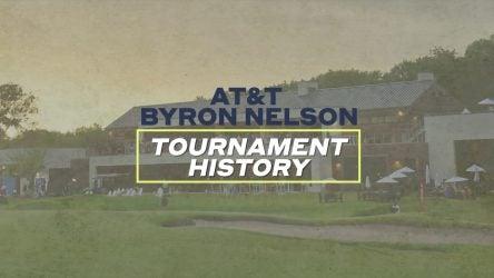 pga tour history golf