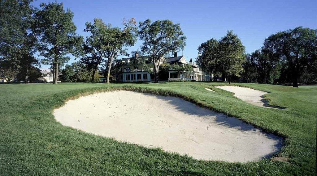 A look at The Country Club in Brookline, Mass.