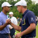 Tiger Woods Bryson DeChambeau
