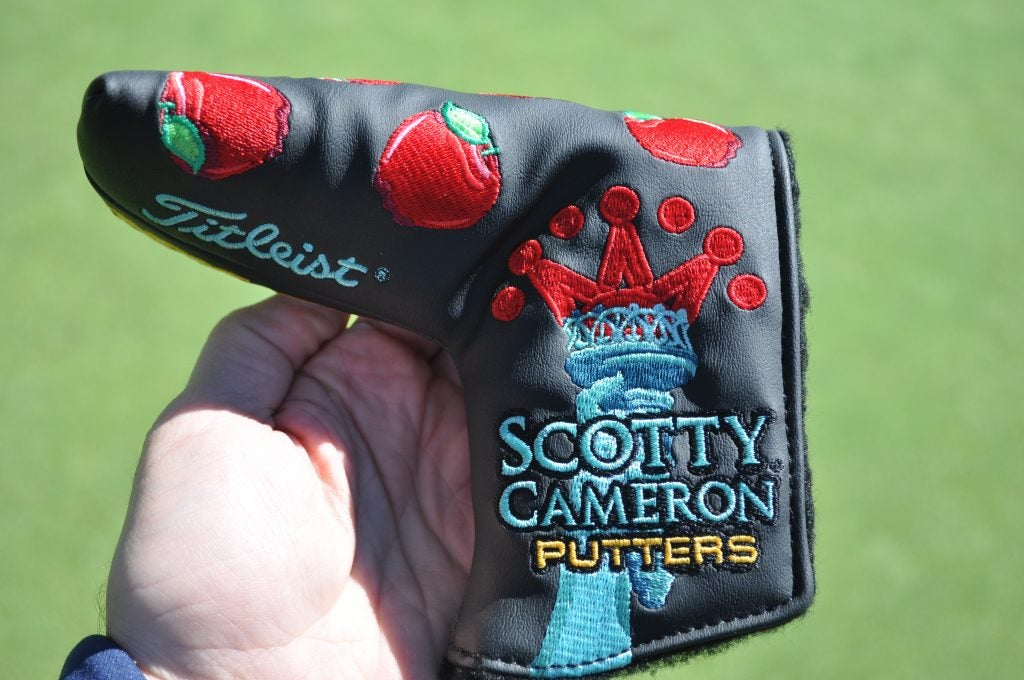 Scotty Cameron's PGA Championship cover offers a nod to Lady Liberty and