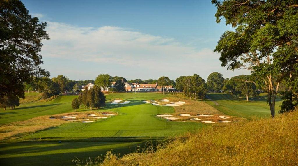 Rank Among The Hardest Golf Courses
