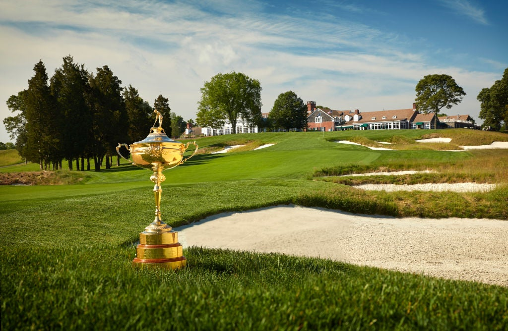 The Ryder Cup will hit Bethpage Black and Long Island in 2024.