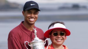 pro golfers mothers day