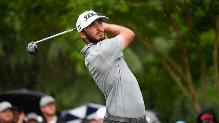 Max Homa won his first PGA Tour title at the Wells Fargo Championship.