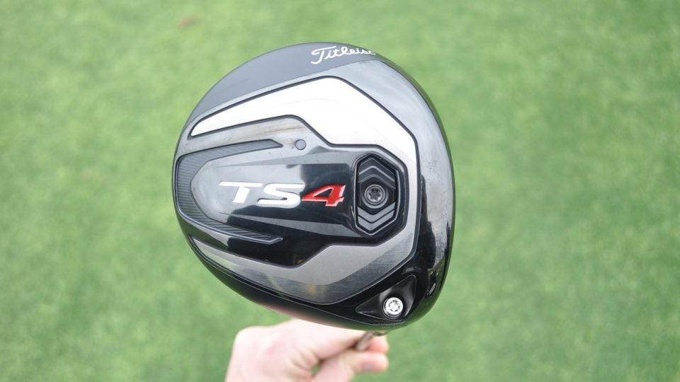 Max Homa added Titleist's TS4 driver to the bag at the Valero Texas Open.
