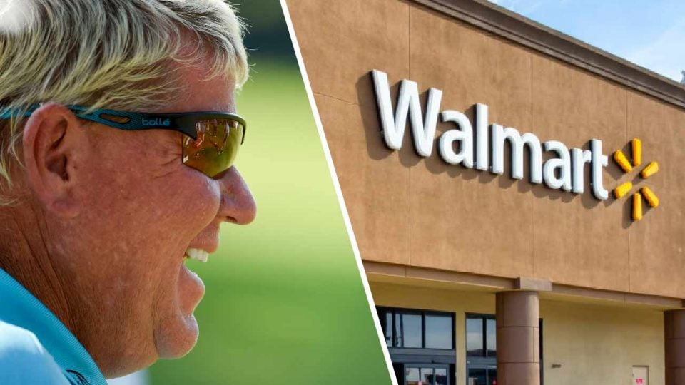 John Daly Walmart