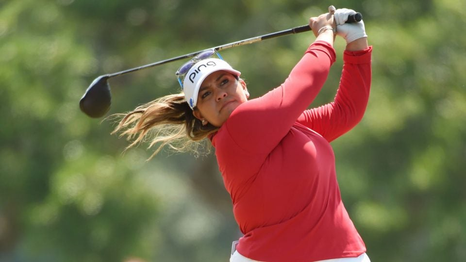 Lizette Salas U.S. Women's Open