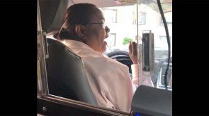 New York City cab driver