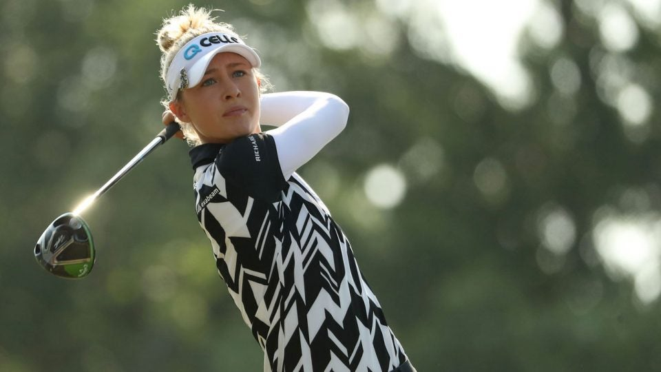 Nelly Korda U.S. Women's Open
