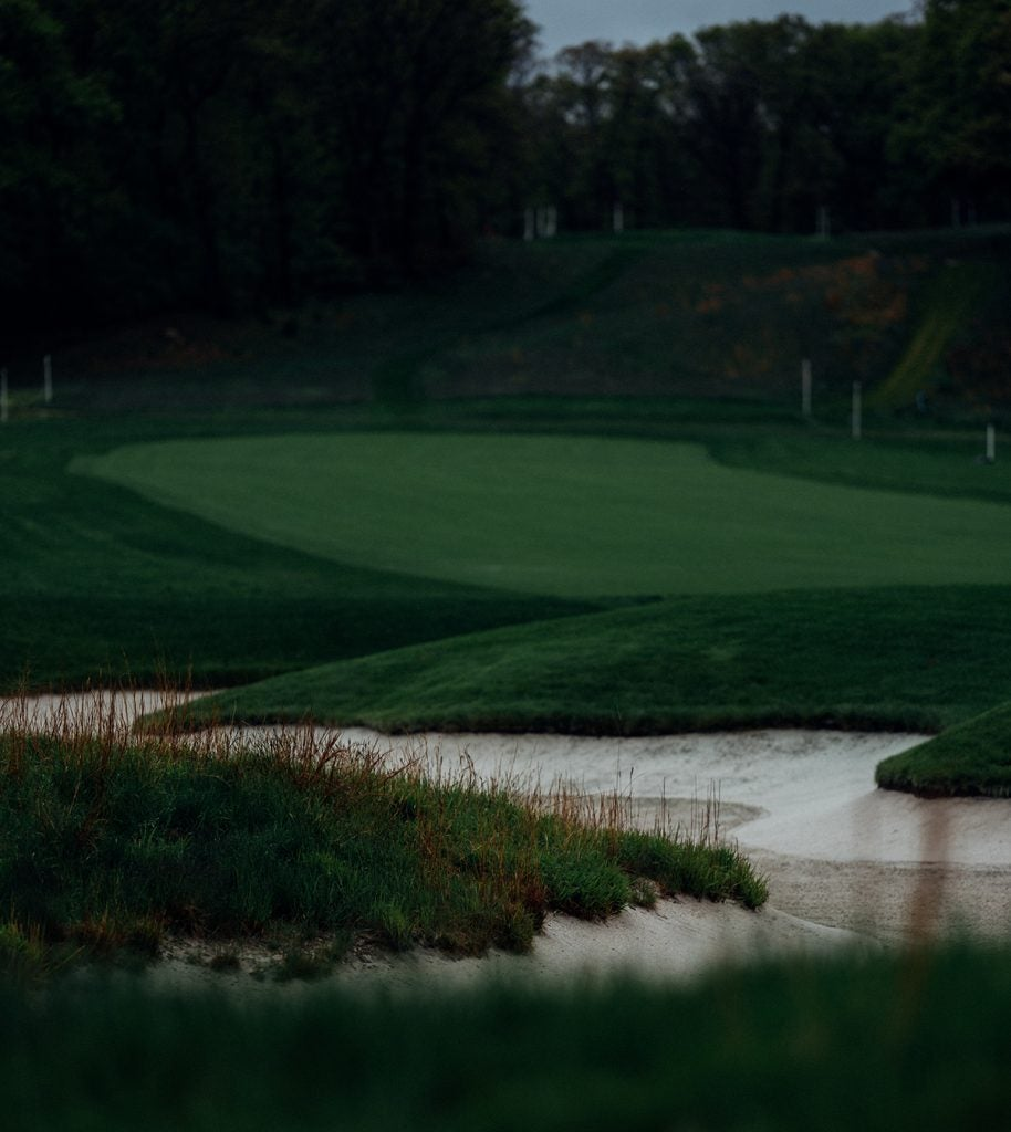 The movement of Bethpage Black is majestic.