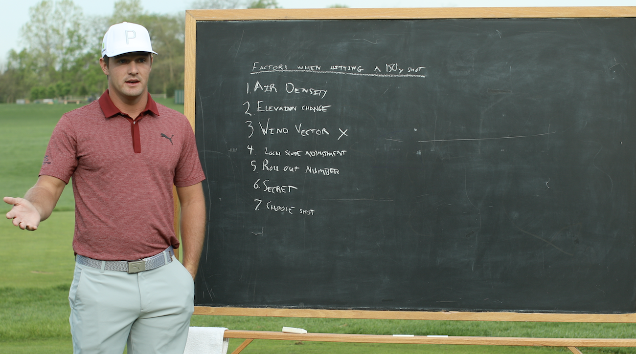 Bryson Dechambeau The 7 Things I Think About Before Every