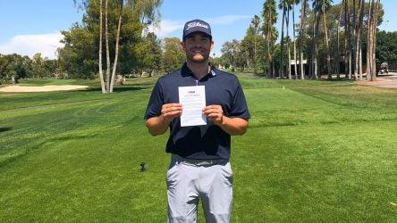 Shane Bacon U.S. Open qualifier