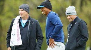 Tiger Woods, Monday, Bethpage, 2019 PGA Championship