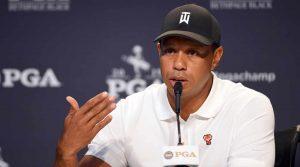Tiger Woods restaurant destroyed evidence nicholas immesberger