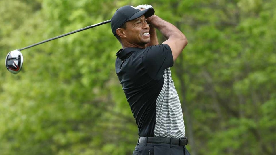 tiger woods world ranking justin thomas