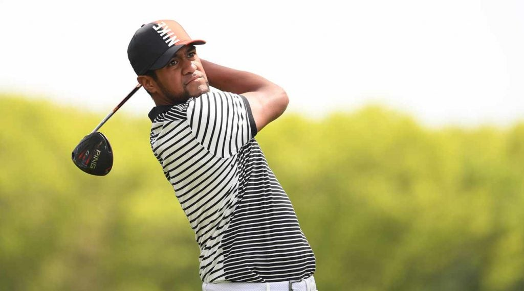 best quality top design save up to 80% PGA Championship 2019: The curious case of Tony Finau's Nike golf ...