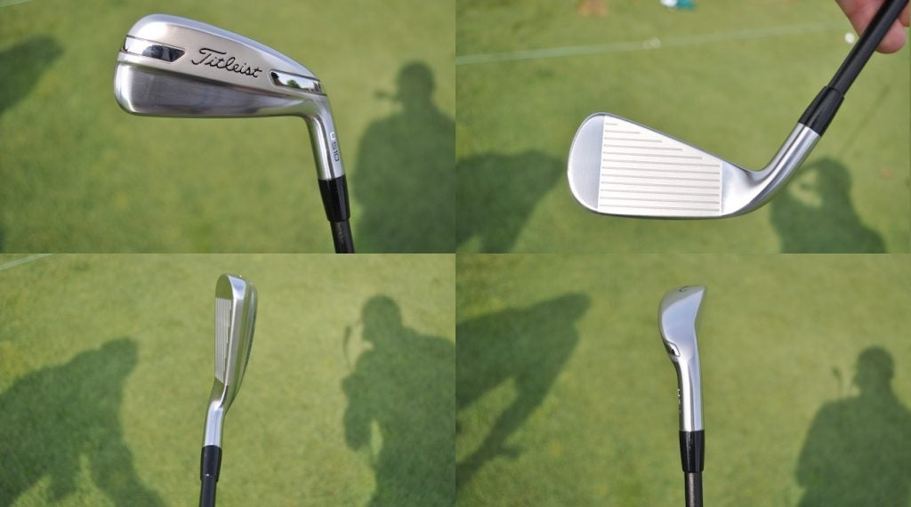 Titleist TS hybrids, U-Series utility irons debut at the