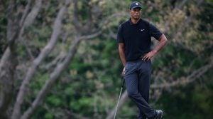 Tiger PGA Cut